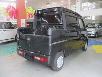 ハイゼットカーゴバン デッキバンG 4WD