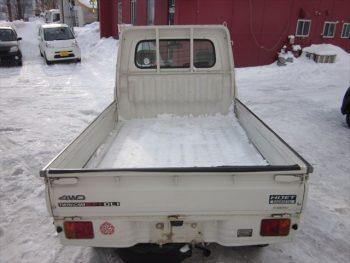 ハイゼットトラック AC無 スペシャル 4WD
