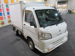 ハイゼットトラック エアコン パワステスペシャル 保冷車 4WD