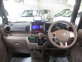 N-BOX+ G・Lパッケージ 車いす仕様車 福祉車両 4WD