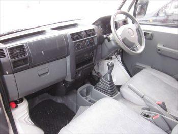 ミニキャブバン CD 4WD ハイルーフ