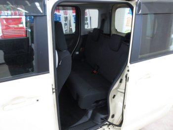 スペーシア ハイブリッドG レーダーブレーキ付 4WD