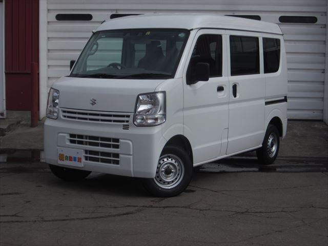 エブリイバン PAリミテッドセーフティサポート HR 4WD