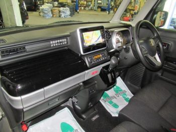 スペーシアカスタム ハイブリッドGS 4WD
