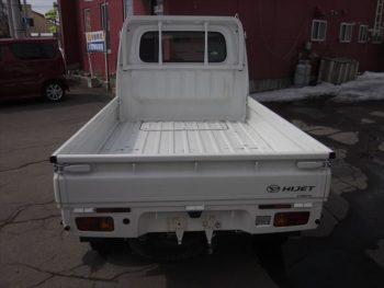 ハイゼットトラック スタンダード SAⅢ t 4WD