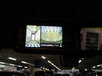 デイズルークス ハイウェイスターX エマージェンシーブレーキ 4WD