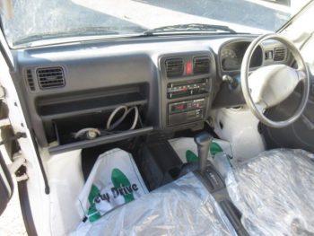 キャリイトラック 冷蔵冷凍車 4WD