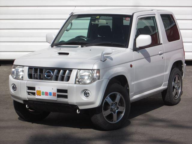 キックス G ターボ 4WD