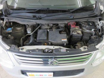 ワゴンR FX オーディオレス 4WD