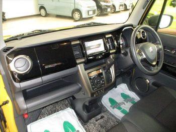 ハスラー JスタイルⅡ ターボ 4WD