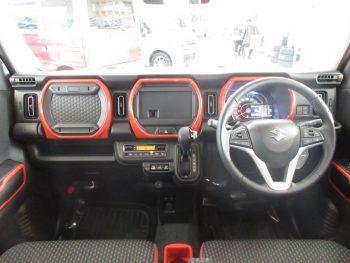 ハスラー ハイブリッドXターボ 現行型 4WD