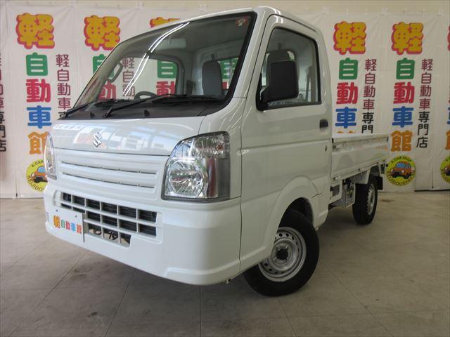 キャリイトラック AC無 KC パワステ マニュアル車 4WD