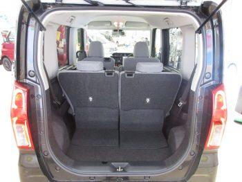 タント X アップグレードパック 現行型 4WD