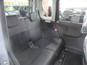 シフォン カスタムRS リミテッド スマートアシスト ターボ 4WD