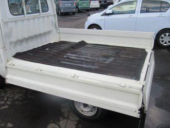 ハイゼットトラック 農用パック 三方開 AC無 4WD