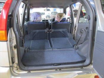 テリオスキッド CX ターボ 4WD