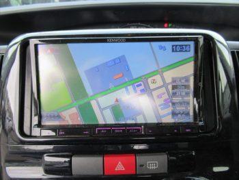 タントカスタム RS ターボ マイナー後モデル 4WD
