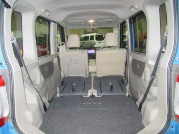 タント X SA 4WD