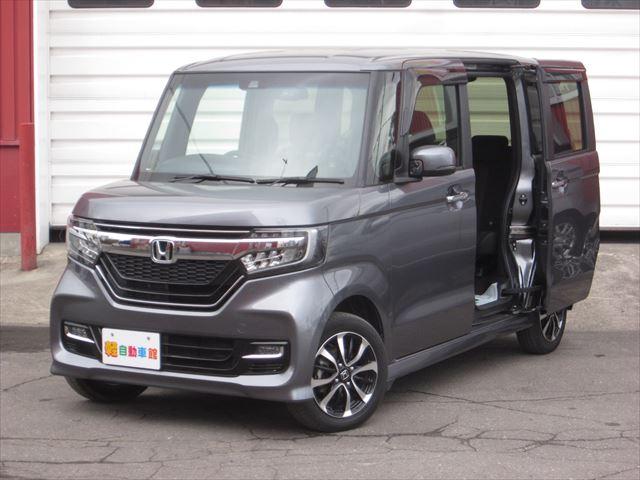 N-BOXカスタム G・Lホンダセンシング 4WD