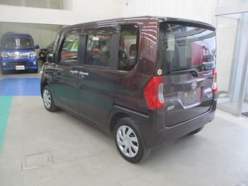 タント X スマートセレクションSA 4WD