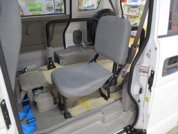 エブリイワゴン 車いす移動車 スローパー 福祉車両 4WD