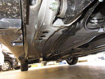 スペーシアカスタム ハイブリッド GS 未使用車 4WD