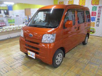 サンバーバン VC 4WD