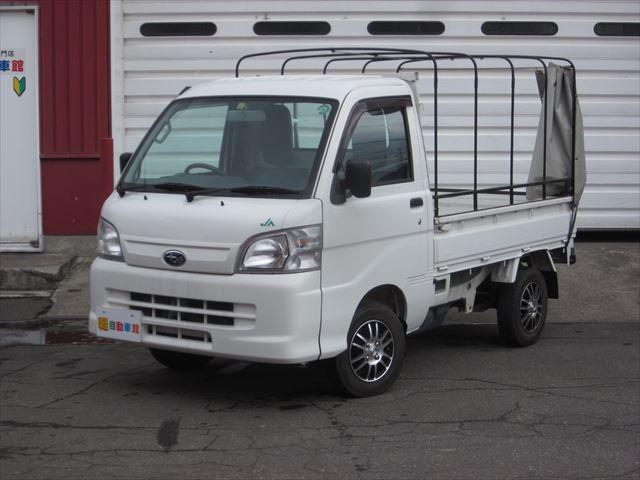 サンバートラック  JA AC無 PS付 4WD