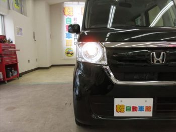 N-BOX G・L ホンダセンシング マイナー前モデル 4WD