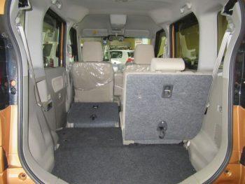 スペーシア T 全方位C デュアルカメラブレーキサポート ターボ 4WD