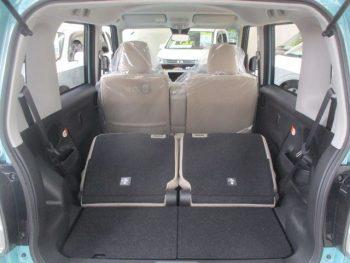 ムーヴキャンバス Gメイクアップリミテッド SAⅢ 未使用車 4WD
