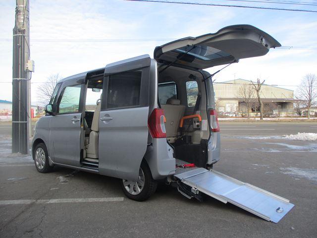 タント スローパーL スマートアシスト 福祉車両