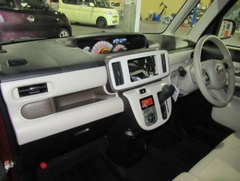 ムーヴキャンバス G メイクアップSAⅡ 4WD