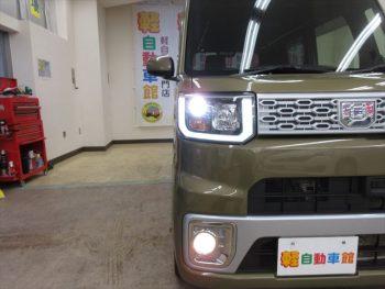 ウェイク Gターボ SA 4WD