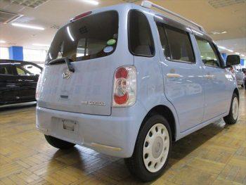 ミラココア ココアプラスXスペシャルコーデ 4WD