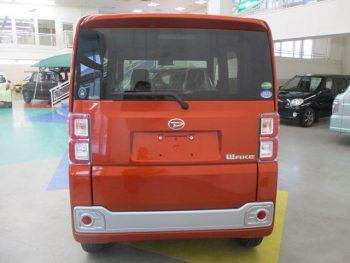 ウェイク L ファインセレクション スマートアシスト 4WD