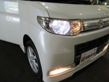 タントカスタム Vセレクション 4WD