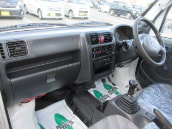 キャリイトラック キンタロウダンプ 4WD