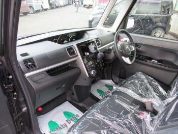 タントカスタム RS トップエディション スマートアシストⅡ ターボ 4WD