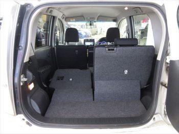 ムーヴカスタム X SA 4WD
