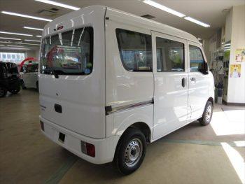 ミニキャブバン Mハイルーフ 4WD