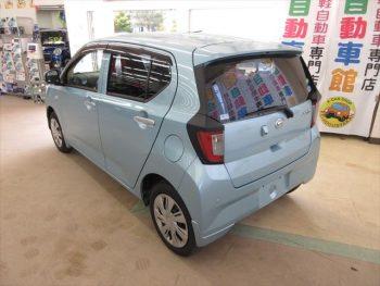 ミライース Xリミテッド SAⅢ 4WD