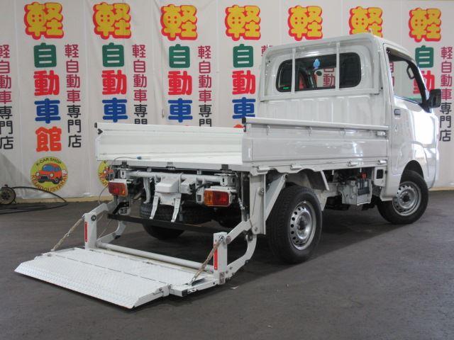 ハイゼットトラック コンパクトテールリフト 4WD