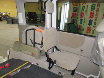 アトレーワゴン カスタムターボRS スローパー 福祉車輌 4WD