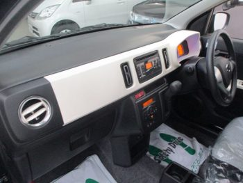 アルト X レーダーブレーキ 4WD