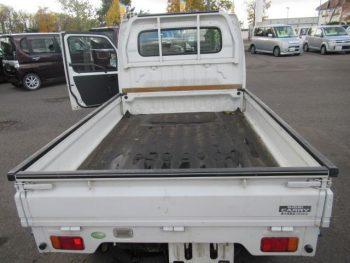 キャリイトラック ショートホイールベース車FC パワステ付 AC無 4WD