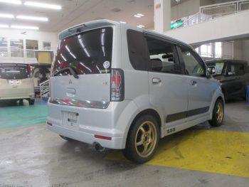 eKスポーツ Rターボ 4WD