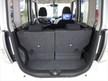 eKスペースカスタム G 4WD