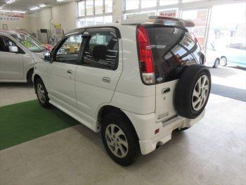 テリオスキッド カスタム X ターボ 4WD