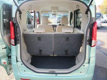 スペーシア X レーダーブレーキサポート装着車 4WD